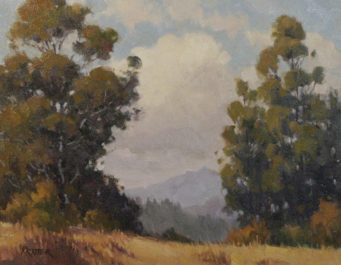 Paul Kratter - Eucalyptus Marin