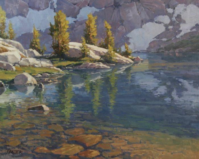 Paul Kratter - Gem of the Sierras