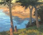Kratter Golden Cliffs Pt Lobos
