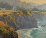 Paul Kratter Mendocino Morning Haze