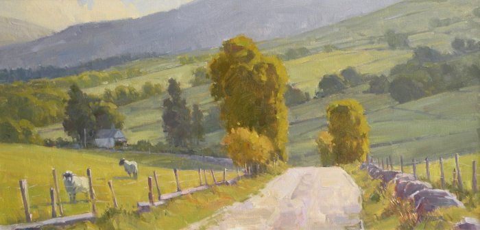Paul Kratter - Of Green Lands
