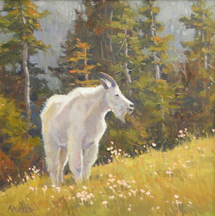 Paul Kratter - On Alpine Slopes