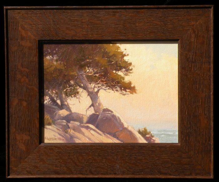 Paul Kratter - Point Lobos Cypress