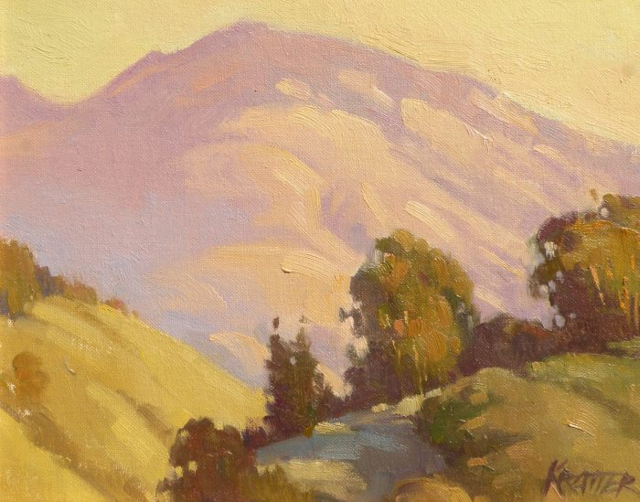 Paul Kratter - Rising Above the Hills