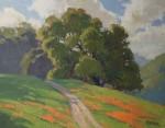 Paul Kratter Royal Oak, 11x14, Oil