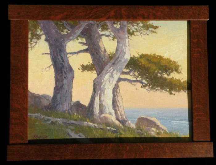 Paul Kratter Twisted cypress pt. lobos