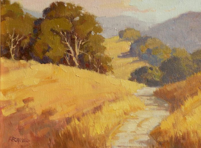 Paul Kratter - Winding Trail