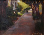 Sergio Lopez Afternoon Stroll