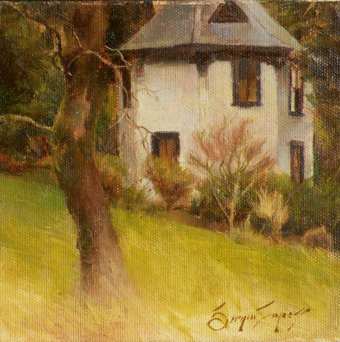 Sergio Lopez - Hagrid's Cabin