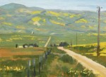 Sergio Lopez Painting the Hills