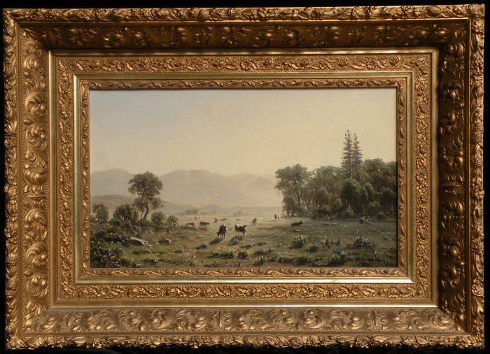 William Marple - Napa Valley Pastoral