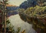 Pavlenko Russian River at Dusk