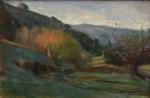 Gottardo Piazzoni Ranch Creek with Green