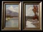 Julian Rix - Autumn Shoreline