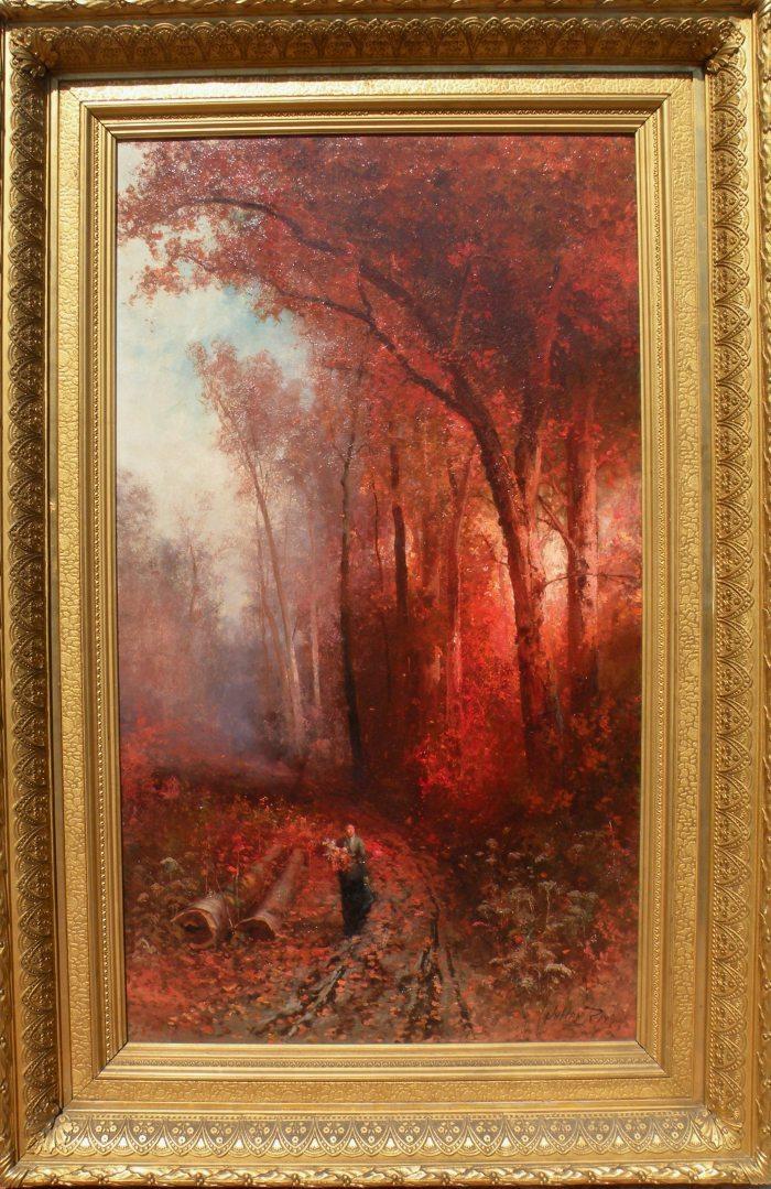 Julian Rix - Autumn Stroll