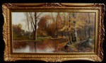 Rix Autumn Woods frame