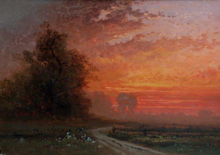 Julian Rix - Sunset