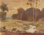 SChwartz Pasture Scene in England