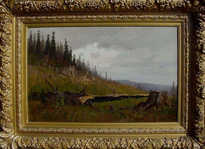 Frederick Schafer - Near Portland Oregon