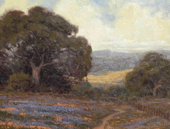 Dave Sellers - April Bloom