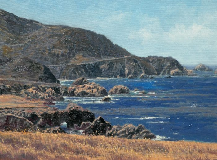 Dave Sellers - On the Road to Big Sur