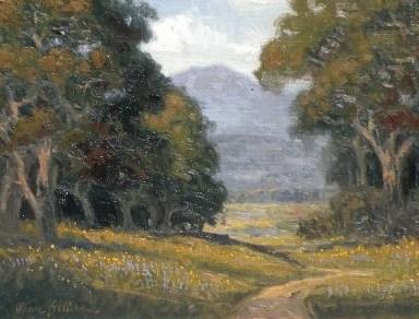 Dave Sellers - Path Toward Mt. Tamalpais
