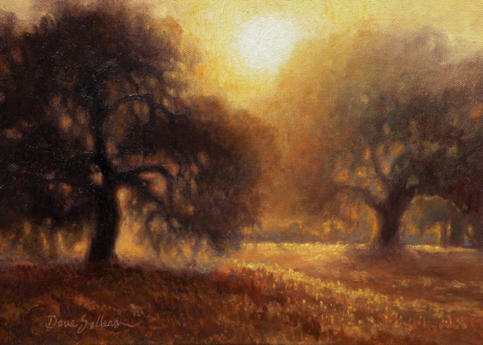 Dave Sellers - Sunrise Silhouettes