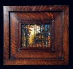 Sellers Through the Pines frame