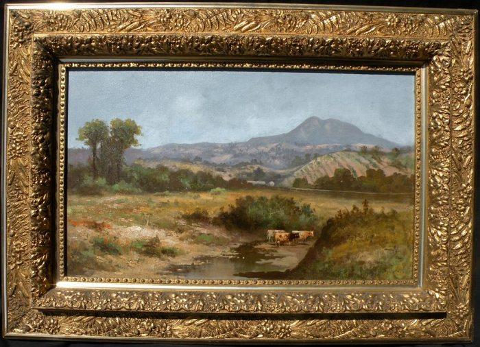 Meyer Straus Geyser - Peak 1884