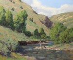 Walker Aftrnoon on Trail Creek