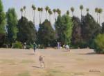 Walker Alameda Dog Park