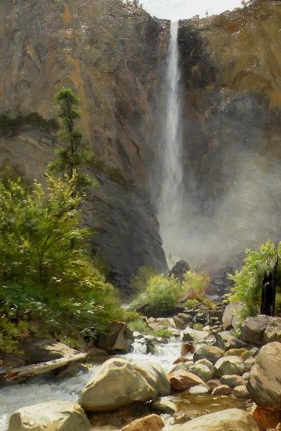 Thaddeus Welch Yosemite Falls
