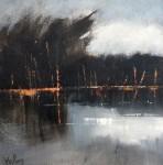Westberg El Lago en la Noche