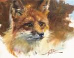 F. Michael Wood Autumn's Eyes