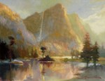 F. Michael Wood Awakening Yosemite