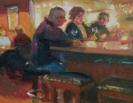 F. Michael Wood - Bar Scene