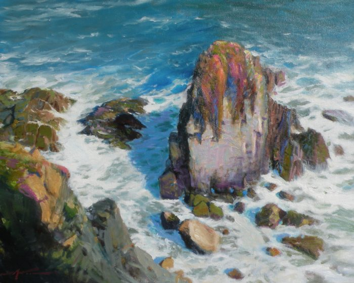 F. Michael Wood - Breaching Stone