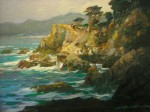 F. Michael Wood - Cypress & Stone Pt Lobos
