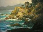 F. Michael Wood - Cypress & Stone Pt Lobos