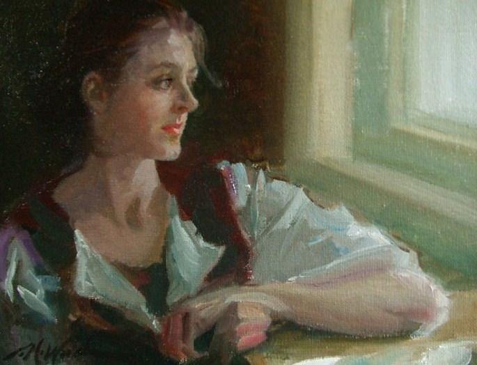 F. Michael Wood - Daydreamer