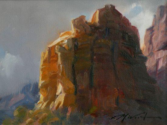 F. Michael Wood Desert Fire