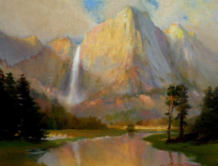F. Michael Wood Fall into Grace