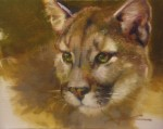 F. Michael Wood - Instinct Mountain Lion