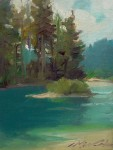 F. Michael Wood - Little Island Russian River