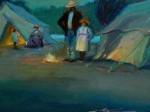 F. Micahel Wood - Presidio Campfire