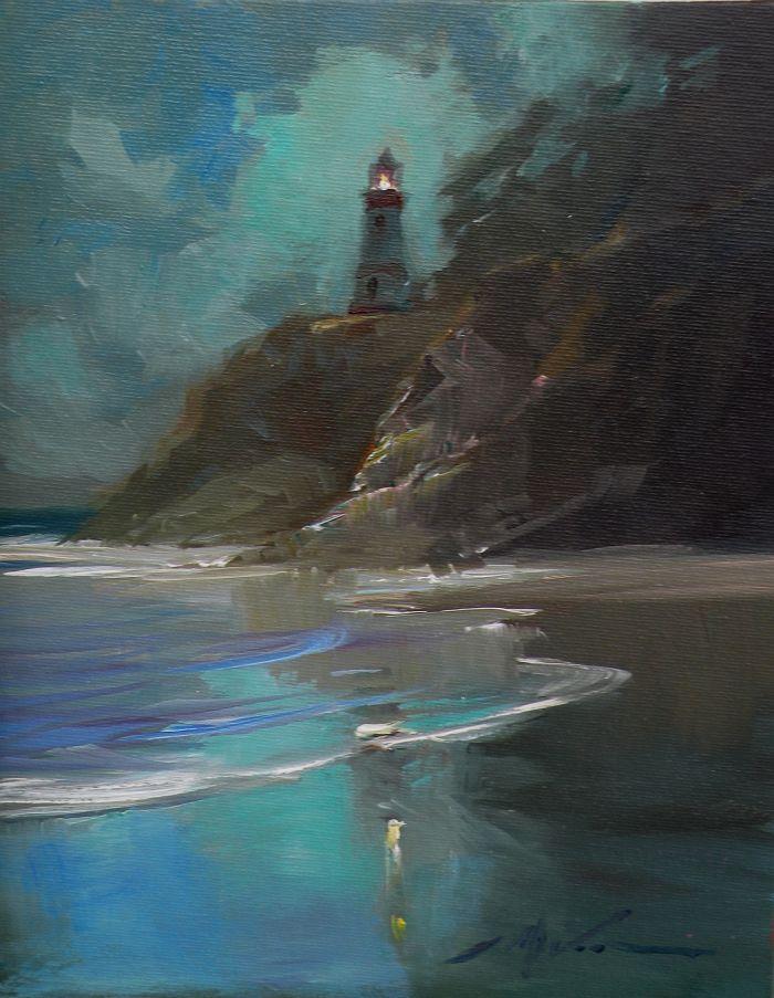 F. Michael Wood - Sea Angel