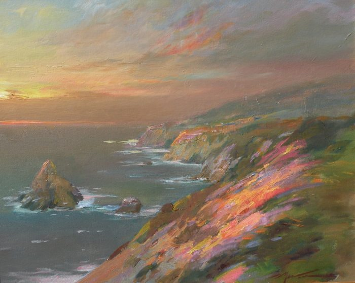 F. Michael Wood - The Color of Mist