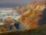 F. Michael Wood Violet Sea