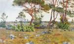 Gunnar Widforss - Coastal Landscape