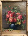 Best Still Life with Red Roses